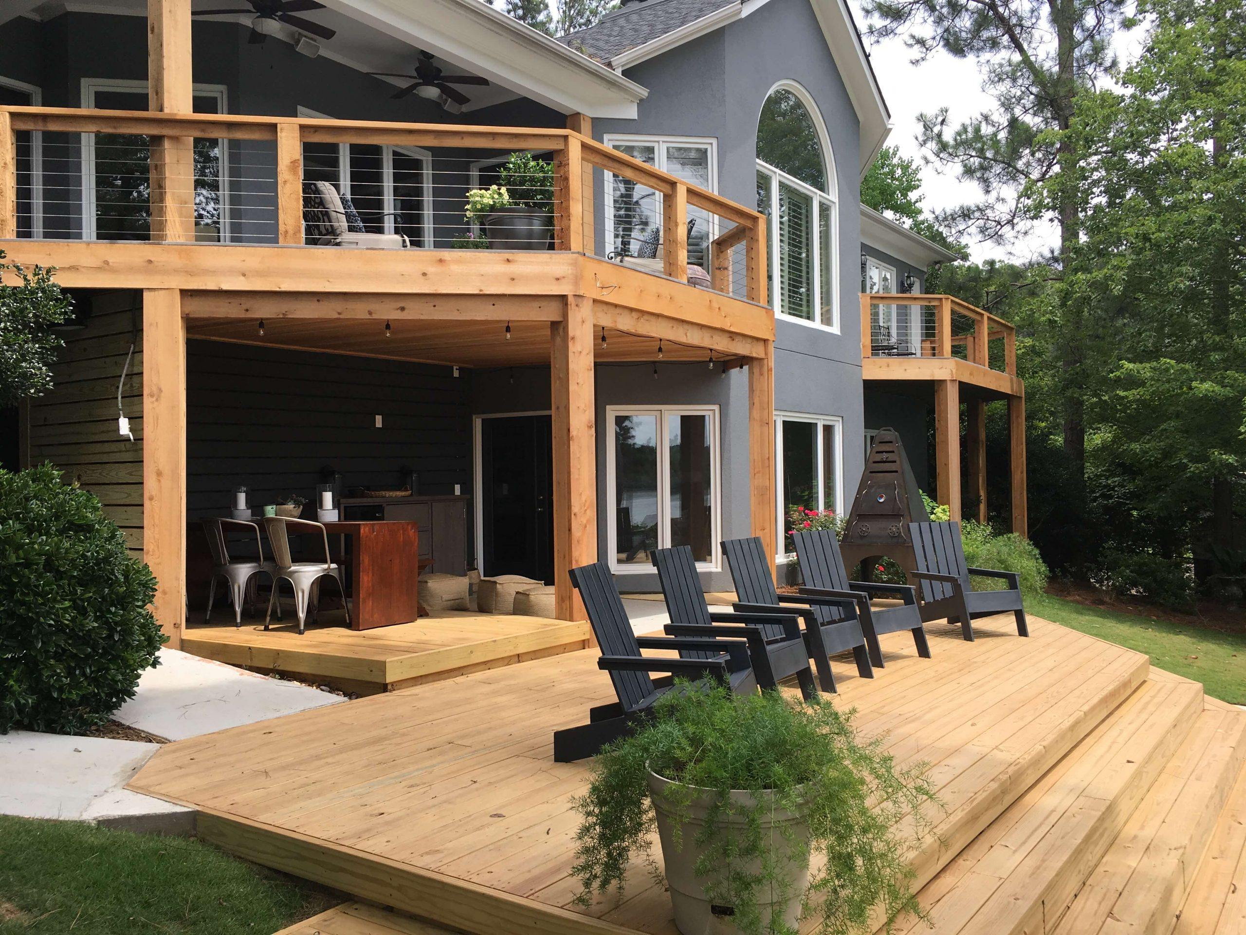 Five Reasons to Add a Deck to Your Home