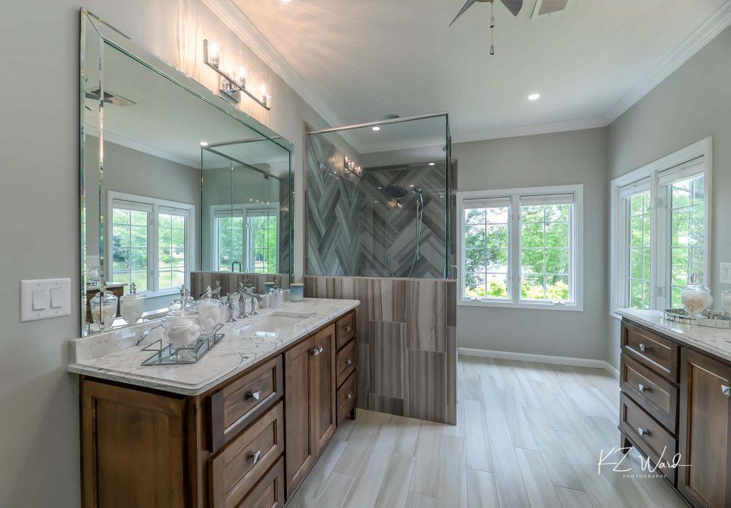 Lake Harding Hamilton Bathroom Remodel #1