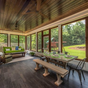 Columbus Screened Porch Addition #7